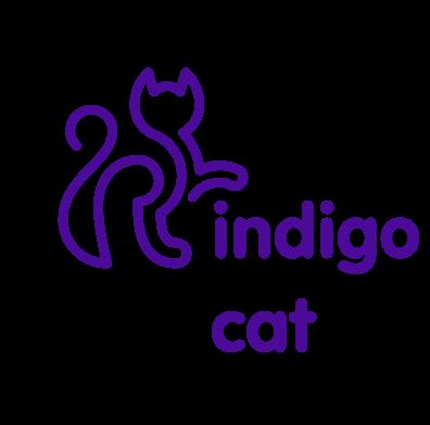 Indigo Cat